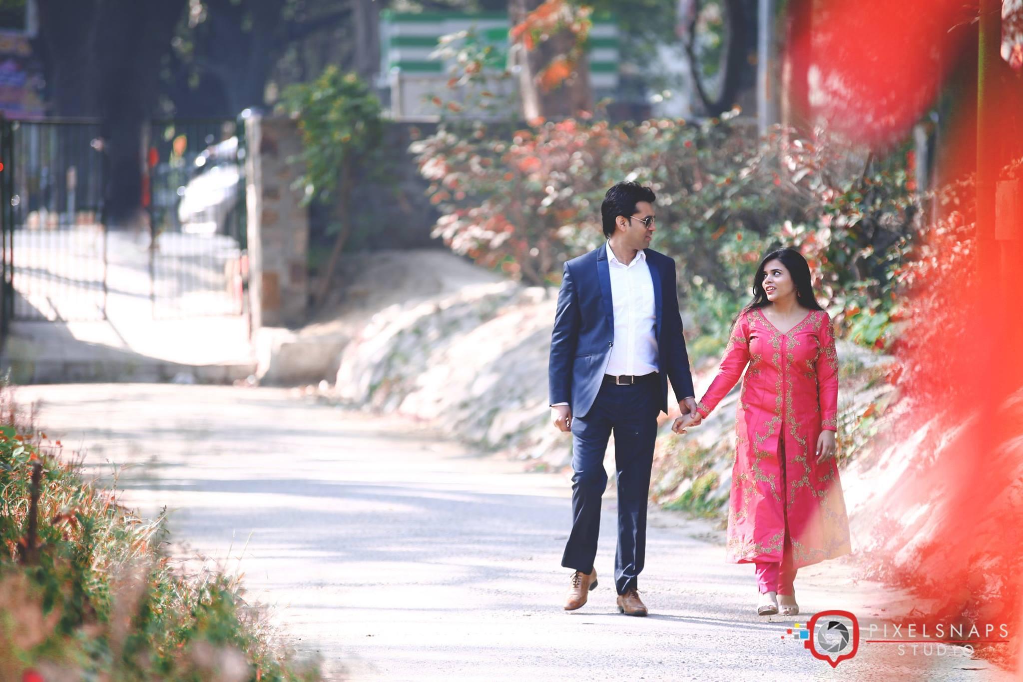 Sameer & Nisha Pre Wedding