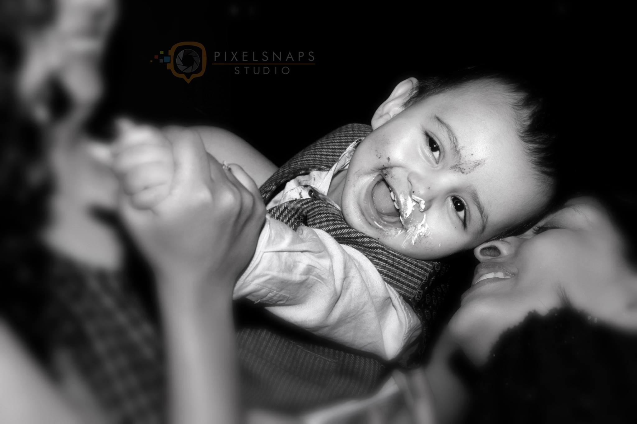 Viaan Birthday Photoshoot